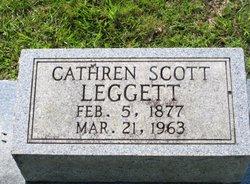 Catherine <i>Scott</i> Leggett