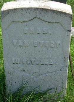 Charles B Van Every