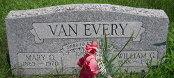 William G Van Every