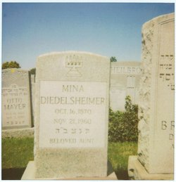 Mina Diedelsheimer