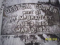 Georgia <i>Cooper</i> Bradley