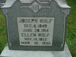 Luinda Ellen <i>Tull</i> Wolf