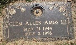 Clem Allen Amos