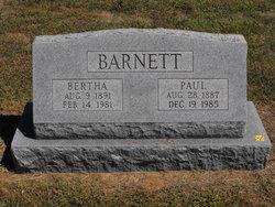 Paul Eugene Barnett