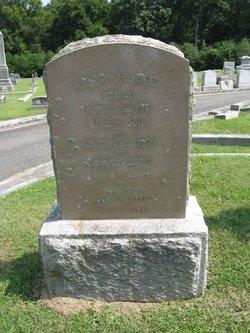 Joseph W. Ashby