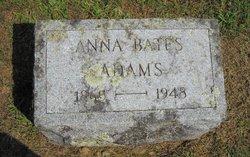 Anna Maude <i>Bates</i> Adams