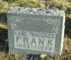 Earl Wallace Frank
