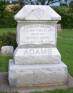 Betsey <i>Smith</i> Adams
