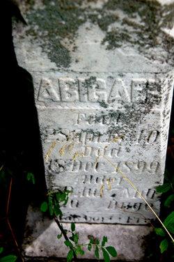 Abigael (Unknown)