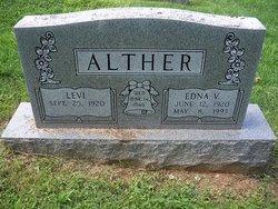 Edna Virginia <i>Ralls</i> Alther
