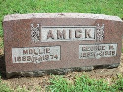 George M Amick
