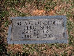 Dola C <i>Lunsford</i> Ferguson
