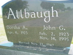John G Allbaugh