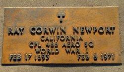 Ray Corwin Newport