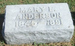 Mary Eliza <i>Donnell</i> Anderson