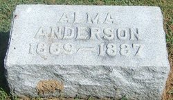 Lucy Alma Anderson
