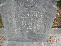 Lucy M. <i>Riley</i> Blackmon