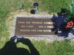 Edna Rue <i>Thomas</i> Andrews