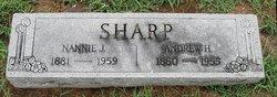 Andrew Harrison Sharp