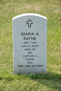 Diana A. <i>York</i> Payne