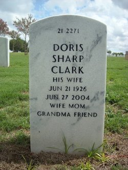 Doris Marguerite <i>Sharp</i> Clark