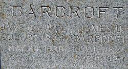 Jane <i>Watson</i> Barcroft