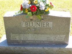 Lucille E <i>Knapp</i> Blunier