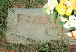 William Jesse Curtis, SR.