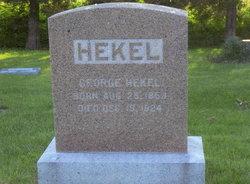 George Uncle Hekel