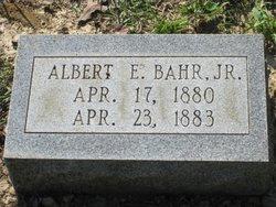 Albert E. Bahr, Jr