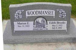 Edith <i>Brooks Rawson</i> Woodmansee