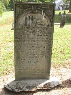 Frederick W. Zugg