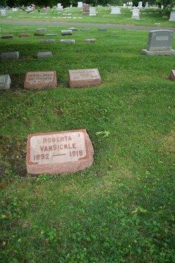 Roberta <i>Yagerline</i> Van Sickle