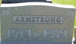 H Brooks Armstrong