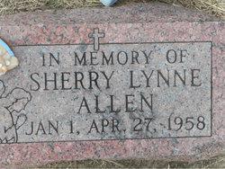 Sherry Lynn Allen