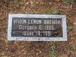 Vivion Mercer <i>Lenon</i> Brewer