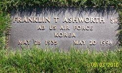 Franklin Thomas Ashworth, Sr