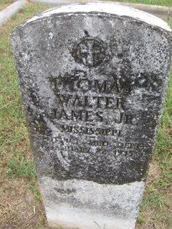 Thomas Walter James, Jr