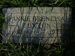 Fannie <i>Breneisa</i> Buxton