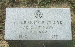 Clarence Eugene Dobby Clark