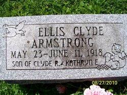 Ellis Clyde Armstrong