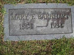 Mary Elizabeth <i>Sharpless</i> Barnhart