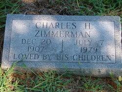 Charles Henry Chuck Zimmerman
