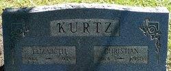 Christian Henry Kurtz