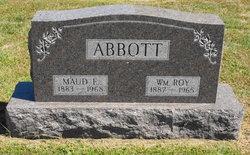 Maud E Abbott