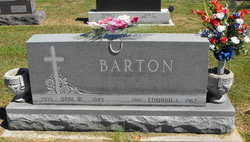 Edward Barton