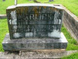 William H Warlick