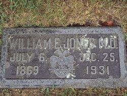 Dr William Enoch Jones