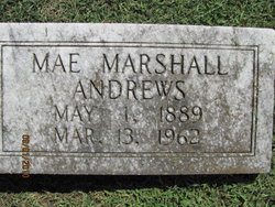 Laura Mae <i>Marshall</i> Andrews