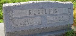 Leora L <i>Endres</i> Rexilius